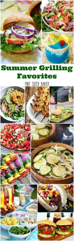 It's Grilling Time – Summer Grilling Favorites