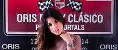 Adriana Ugarte, embajadora de Oris La protagonista de 'El tiempo entre costuras' será imagen de la marca en España y asistirá al Rally Clásico de Mallorca.