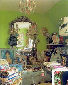 Creative work-room