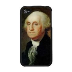 $42.30 George Washington iPhone Case