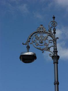 The Scotch Standard Lamp Post