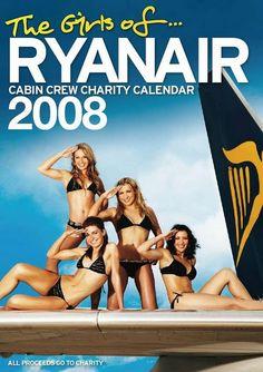The Girls Of Ryanair 2008