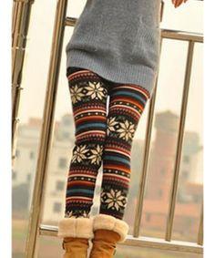 $9.95 Snow-multi-colored-women-fashion-fur-knitting-blends-autumn_winter-one-size-elastic-leggings-ta135-32_original