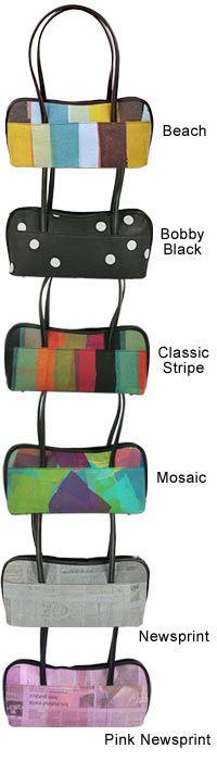 Recycled Plastic Anarkali Handbag at Global Girlfriend