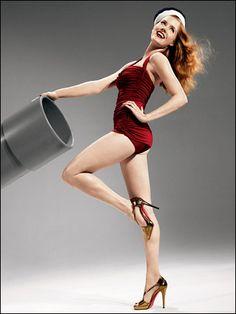 Amy Adams is so adorable. <3