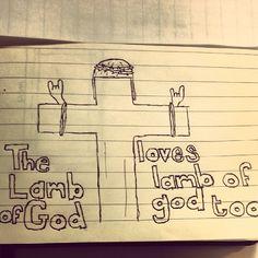 "Bid vir my, bid vir my, bid vir ""the Lamb of God"" Gevaaalik.com"