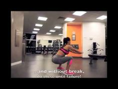 Michelle Lewin BOOTY WORKOUT   No Gym No Problem