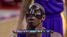balls, face mask, kobe bryant, black mask, masks, sport, batman, black mamba, birds