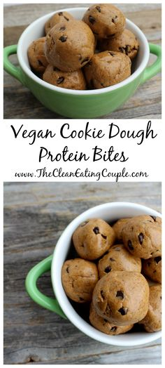 Vegan Cookie Dough P