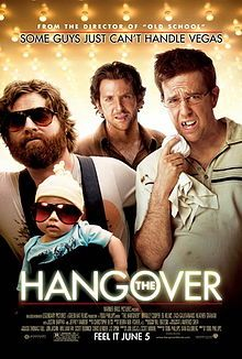 I don't think a funnier movie was ever made.  The Hangover was a RIOT!!!