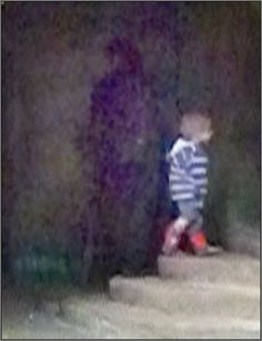 ghost at chillingham castle