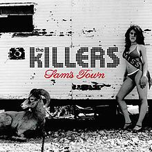 The Killers: Sams Town, cover by Anton Corbijn