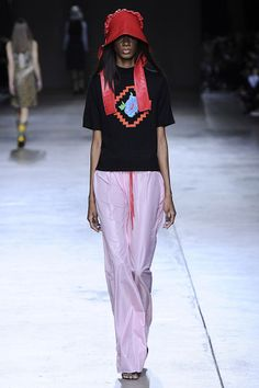Ashley Williams, Fashion East, AW14 #LFW