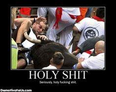 Yeah. It's just a flesh wound. No bigee.