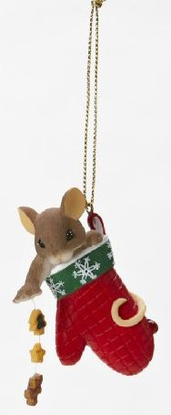 Charming Tails You Bake the Holiday Sweeter Ornament