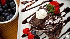 Cocoa Crêpes Recipe | Blendtec
