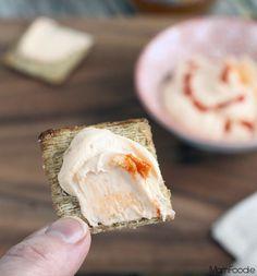 Spicy Sweet Orange Cream Cheese Spread