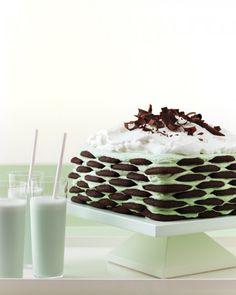 Grasshopper Milkshake Recipe