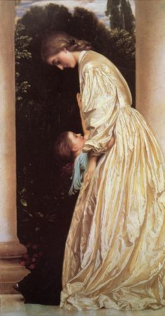 Sisters by Lord Frederick Leighton
