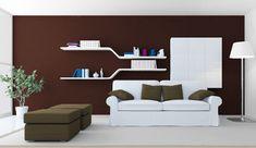 Decoración de Interiores Color Chocolate - Para Más Información Ingresa en: http://decoracionsalas.com/decoracion-de-interiores-color-chocolate/