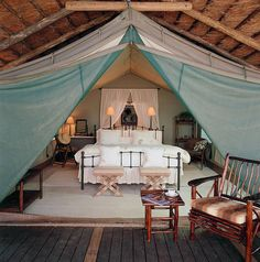 Timbavati, South Africa. Tanda Tula Tented Camp by Safari-Partners .
