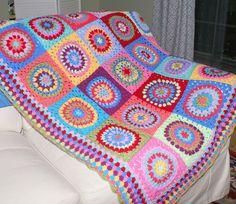 The Fiesta Blanket