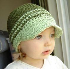 crochet baby hat crochet