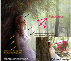 Manipulation Secrets 3 – Shading And Lighting