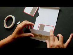 Slider Card slider card, tutori card, card piec, card diy, paper, fanci fold, card fold, card tutorials, cards