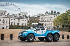 Arctic Trucks x #Toyota #Hilux 6x6