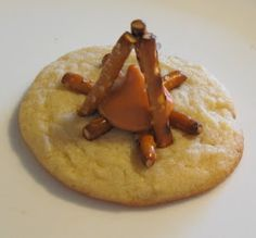 Classy Event Organizer: Truly Unique: Camp Fire Cookies