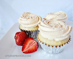 Tres Leches Cupcakes | Recipe & Tutorial » Little Inspiration