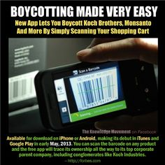 New app to avoid GMO foods