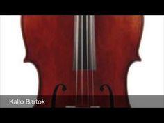 Kallo Bartok #Cello Audio