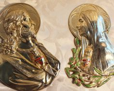Popular items for antique icon on Etsy