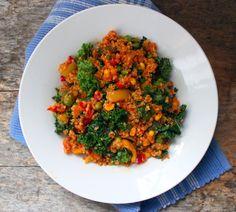 Spicy Quinoa & Veget...