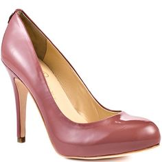Pinkish - Light Pink Patent - http://gd.is/Tz33MR -  Get comfort and style from these classic pumps from Ivanka Trump. Pinkish has a pink patent upper accented with a closed rounded toe. A 4 1/2 inch heel and slight 1/2 inch hidden platform finalizes this versatile stiletto. Buy Pinkish  Light Pink Patent
