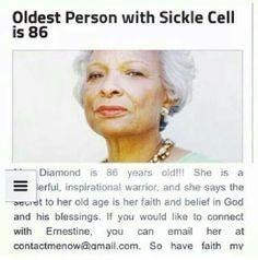 God bless her!