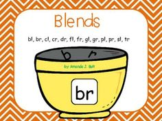 Blends (bl; br; cl; cr; dr; fl; fr; gl; gr; pl; pr; sl; tr); Kindergarten; First; Autism; Special Education; from Special Needs Shop on TeachersNotebook.com -  (60 pages)  - Blends - bl, br, cl, cr, dr, fl, fr, gl, gr, pl, pr, sl, tr; Activities; Kindergarten; First Grade; Special Education; Autism; Homeschool;