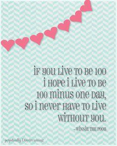 valentine day, bears, darn, inspir, quotes pooh bear, winnie the pooh quotes love, winnih the pooh quotes, printabl, thing