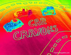 Taming the Goblin: Kids Co-op - Crayon Cars