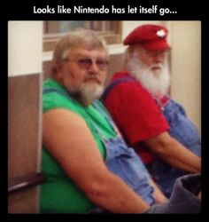Just a couple of plumbers...