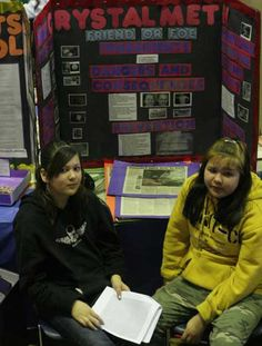 Funny Science Fair Projects - Gallery  Real Student Science Fair Project...wonder if they did any personal research!