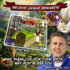 LIKE and REPIN if JESUS is your EVERYTHING!  Get your NEW iPAD Skins TODAY!  Last Chance! Sale Ends This Week!  Don't miss out on this wonderful opportunity to get NEW iPAD Skins, permanent Energy upgrades, Extra XP's, and More! Sale Ends Soon! Thank you for your support!