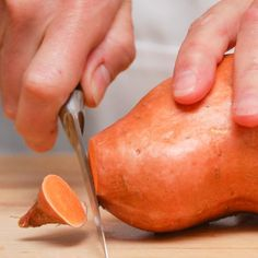 3 Reasons Sweet Potatoes Help You Lose Weight... I'm going to turn into a sweet potato!  lol  I am eating them almost every day... just baked in the microwave.
