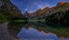 """AlpenGlow"" by Marcel Schiegg on 500px"