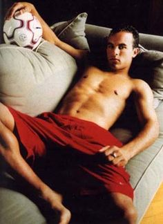 Landon Donovan. So hot!