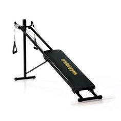 Total Fitness Total Gym Achiever Exercise System