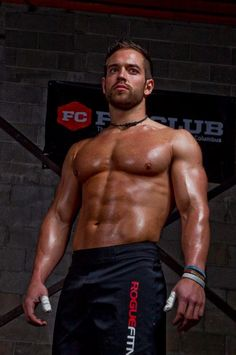 Rich Froning, Jr. crossfit - Feel free to lick your computer screen
