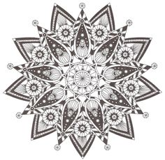 Zentangle made by Mariska den Boer 164